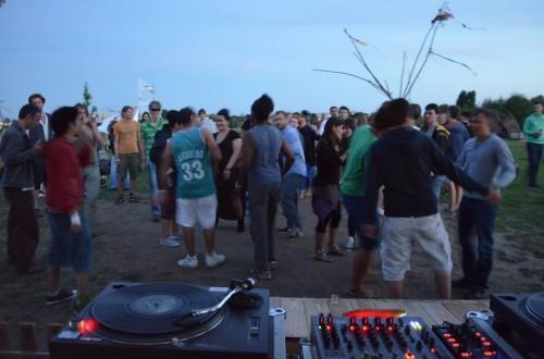 tanzen beim weizengras erntedankfest