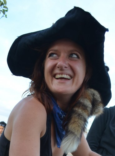 pirat portrait