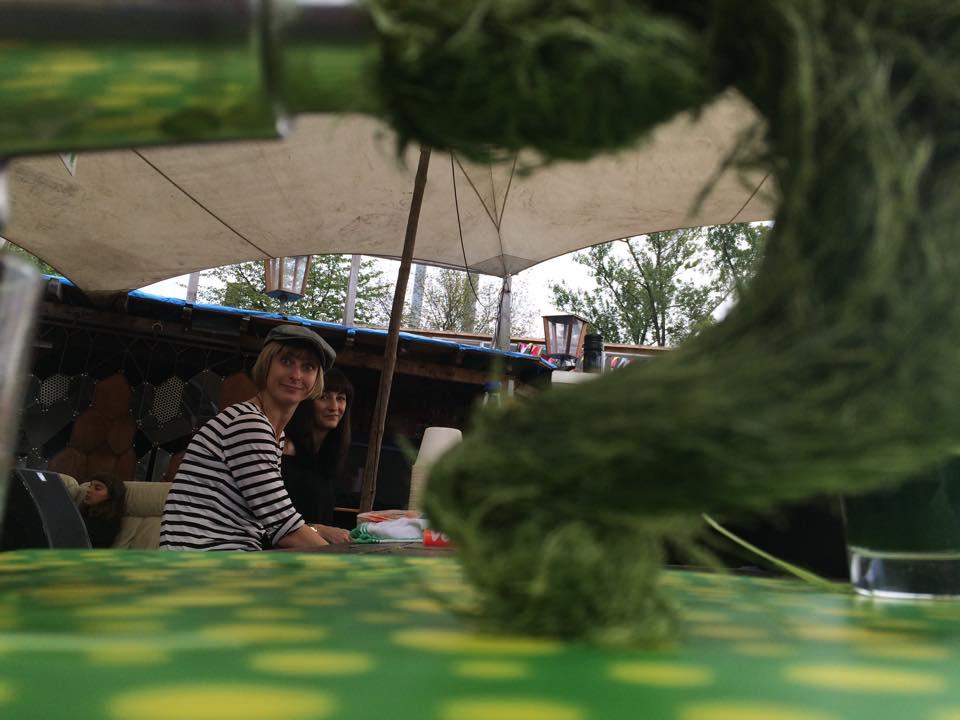 Weizengrassaft macht gute Laune 4
